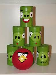 angry birds party tons of resources games cake ideas free