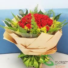 Love Flowers Love Flowers To Girlfriend In Saigon