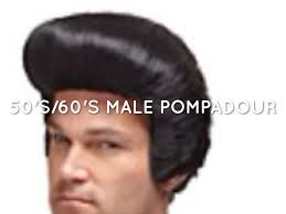 50s 60spompadour haircut 50s and 60s male pompadour hair color ideas and styles for 2018