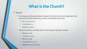 origin of the christian church