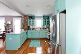 kitchen decorating aqua blue kitchen cabinets royal blue kitchen