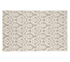 Damask Rugs Grey Damask Rug