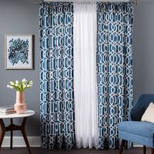 Pale Blue Curtains Blue Curtains Target