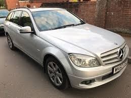 2010 60 mercedes benz c220 2 1 cdi blue efficiency se estate