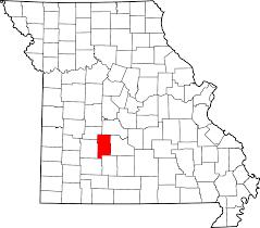 Dallas Metro Map by Dallas County Missouri Wikipedia