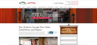 Overhead Door Company San Antonio by Digital Marketing Jesse Mcdonald Austin Tx