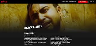 black friday movie the 10 best bollywood movies you need to watch on netflix