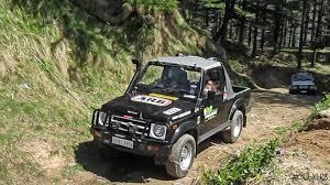 gypsy jeep off road drive maruti gypsy mahindra thar jeep youtube