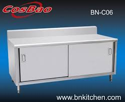 commercial kitchen cabinets stainless steel incredible stainless steel commercial kitchen cabinet with