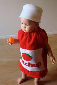 clever infant halloween costumes best 25 ketchup costume ideas on pinterest funny fancy dress