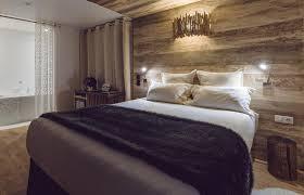 chambre rock hôtel spa rock noir quatre étoiles