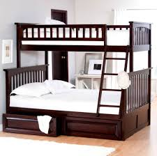 Wooden Futon Bunk Bed Plans by Bedroom Design Fascinating Twin Over Full Bunk Bed Plans