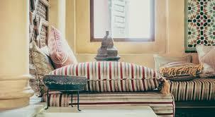 wandgestaltung orientalisch orientalische deko ideen fürs wohnzimmer sat 1 ratgeber