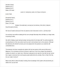 9 sales letter templates u2013 free sample example format download