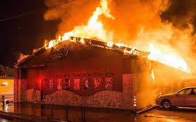 rainbow lounge in fort worth destroyed by fire fort worth star