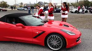 kerbeck corvette reviews gallery kerbeck s toys for tots corvette caravan 32 corvette
