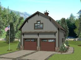 gambrel roof garages barn style carriage house plan offers gambrel roof two car garage