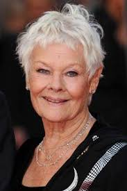 how to get judi dench hairstyle celebrity short hair hairstyles to inspire your next do