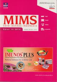 Obat Imunos mims edisi bahasa indonesia vol 15 tahun 2014 image bhuana ilmu
