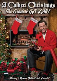amazon com a colbert christmas the greatest gift of all elvis