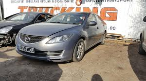 hatchback cars mazda 6 2009 2 2 mechaninė 4 5 d 2017 5 05 a3275 used car parts