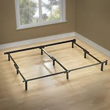 Bed Frame For Boxspring And Mattress Zinus Compack 9 Leg Support Bed Frame For Box