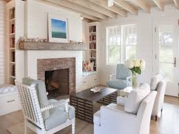 brick wall fireplace high ceiling with shiplap shiplap fireplace
