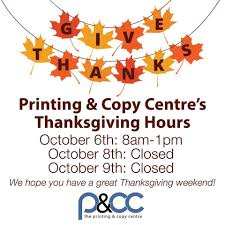 banks open thanksgiving 2014 the printing and copy centre p u0026cc home facebook
