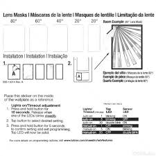 lutron maestro ms ops6m2 dv wh occupancy sensor