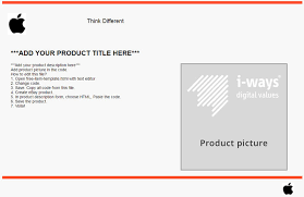 ebay u0027s new feature free ebay listing template builder