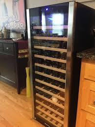 cellar fridge wine fridges wine cooler and wine cabinet at
