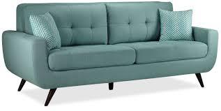 King Koil Sofa Bed by Julian Sofa Teal Leon U0027s