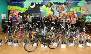 sport authority bikes dvi s inmate refurbished bikes roll into tracy boys and club