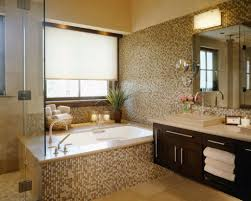bathroom design ideas with mosaic tiles interior design