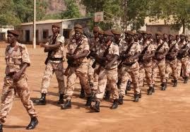 bureau de recrutement militaire recrutement 2017 dans l armée une batterie de critères pour