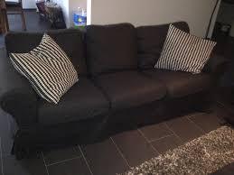 Ikea Sofa Covers Ektorp Free Ikea Ektorp 3 Seater Sofa Delivery Available English