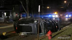 driver injured in church street accident in north adams