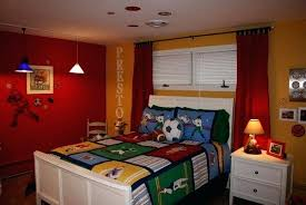 sports bedroom decor medium size of bedroom football themed