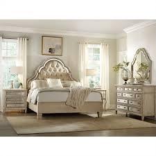 hooker furniture sanctuary three drawer nightstand in pearl