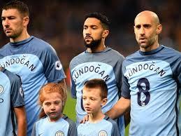 Manchester City Manchester City Vs Arsenal Ilkay Gundogan Tribute Mocked As Fans