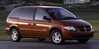 2001 Dodge Caravan Interior Dodge Caravan Caravan History New Caravans And Used Caravan