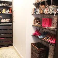 built in closet shelving design ideas