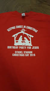 day at the citadel stadium jesus birthday home