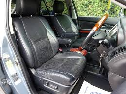 lexus rx300 leather seat covers used lexus rx 300 suv 3 0 se 5dr in leigh on sea essex uk auto