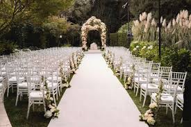 Garden Wedding Ceremony Ideas Unique Flower Garden Wedding Icets Info