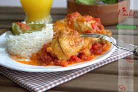 cuisine poulet basquaise supérieur huile de coco cuisine 3 poulet basquaise recette facile