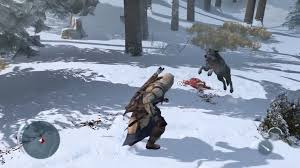 Assassin S Creed Black Flag Gameplay Bild Ac3 Gameplay Wolf 1 Png Assassin U0027s Creed Wiki Fandom