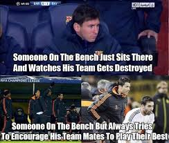 Messi Meme - what are some of the best cristiano ronaldo vs lionel messi memes