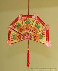 New Year Decoration Craft by