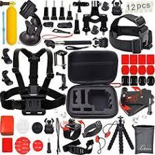 black friday amazon gopro accessories deyard zg 636 6in1 gopro accessories kit for gopro hero5 session